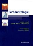 Klaus-H Rateitschak et Edith-M Rateitschak - Parodontologie.