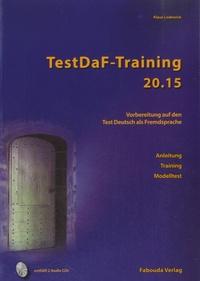 Klaus Lodewick - TestDaF - Training 20.15. 2 CD audio