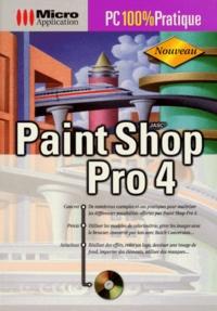 PAINT SHOP PRO 4. Avec Cd Rom - Klaus Stosberg pdf epub