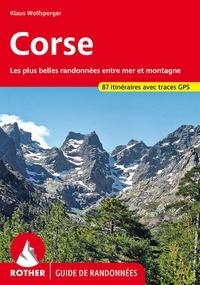 Klaus Wolfsperger - Randonnées en Corse.
