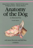 Klauss-Dieter Budras - Anatomy of the Dog - An Illustrated Text.