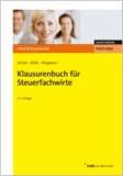 Klausurenbuch für Steuerfachwirte.