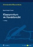 Klausurenkurs im Handelsrecht.