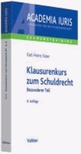 Klausurenkurs zum Schuldrecht - Besonderer Teil.