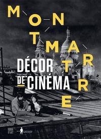 Kléber Rossillon - Montmartre - Décor de cinéma.
