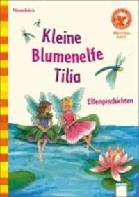 Kleine Blumenelfe Tilia - Elfengeschichten.