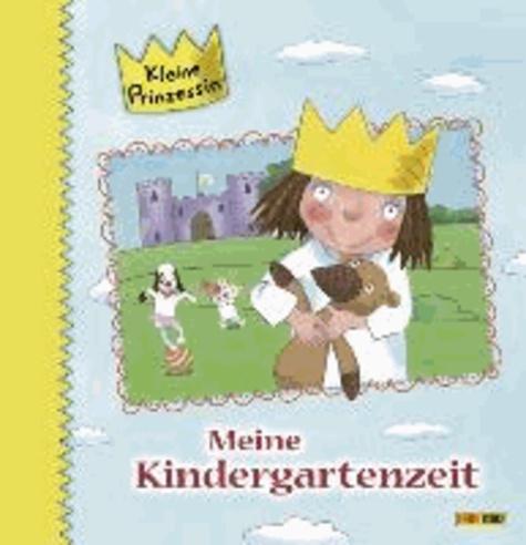 Kleine Prinzessin Kindergartenalbum - Meine Kindergartenzeit.