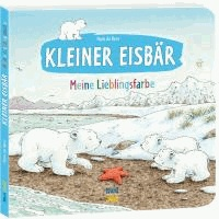 Kleiner Eisbär - Meine Lieblingsfarbe.