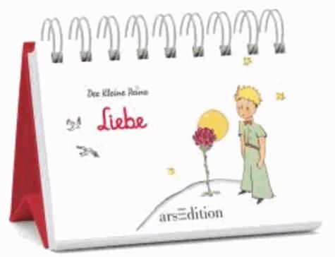 Kleiner Prinz MiniAufsteller Liebe.