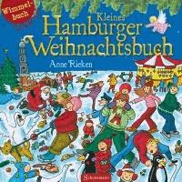 Kleines Hamburger Weihnachtsbuch - Wimmelbuch Hamburg.