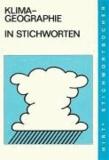 Klimageographie in Stichworten.