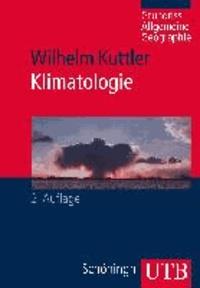 Klimatologie.