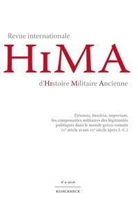 Klincksieck - Revue internationale d'Histoire militaire ancienne.