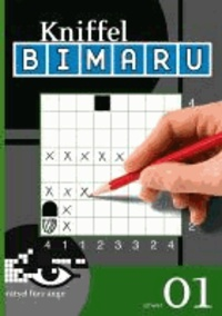 Kniffel Bimaru 01 - Schwierigkeitsgrad: mittel/schwer.