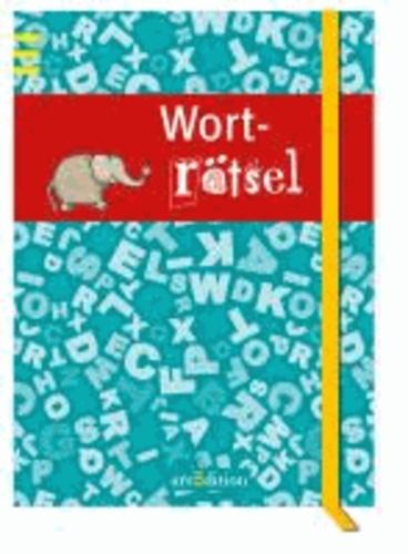 Knifflige Rätsel ab 8: Worträtsel.