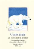Knud Rasmussen - Contes inuits - Un ourson chez les hommes.