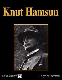Régis Boyer et Knut Hamsun - .