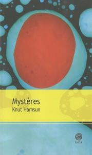 Knut Hamsun - Mystères.