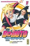 Kô Shigenobu - Boruto - Naruto Next Generations - Roman Tome 1 : .