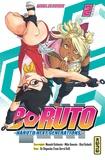 Kô Shigenobu - Boruto - Naruto Next Generations - Roman Tome 2 : L'appel de l'ombre.