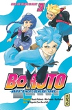 Kô Shigenobu - Boruto - Naruto Next Generations - Roman Tome 3 : Celui qui éclaire la nuit.