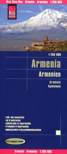 Reise Know-How - Armenia - 1/250 000.
