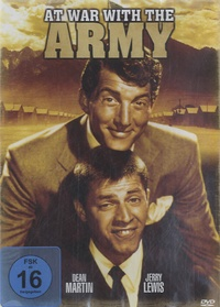 Hal Walker - At war with the army. 1 DVD