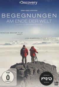 Werner Herzog - Begegnungen Am Ende Der Welt. 2 DVD