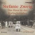 Stefanie Zweig - Das Haus In Der Rothschildallee. 8 CD audio