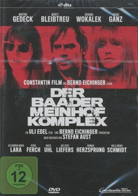 Bernd Eichinger - Der Baader Meinhof Komplex - 1 DVD-Video.