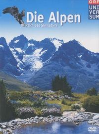 Michael Schlamberger - Die Alpen, Im Reich des Steinadlers - DVD vidéo.