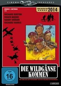Andrew V. McLaglen - Die Wildgänse kommen.