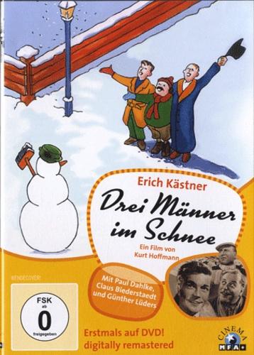 Kurt Hoffmann et Erich Kästner - Drei Männer im Schnee - DVD.