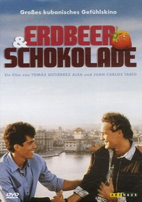 Tomas Gutierrez Alea - Erdbeer & Schokolade, 1 DVD-Video.