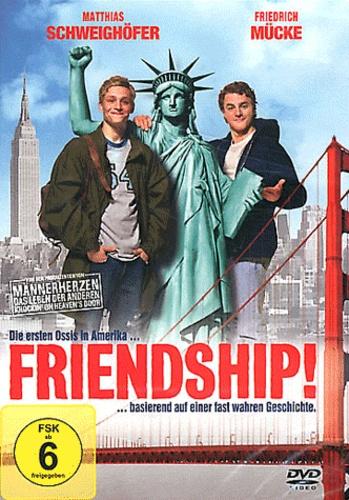 Friedrich Mücke et Matthias Schweighöfer - Friendship !.