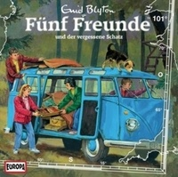 Enid Blyton - Fünf Freunde und der Vergessene Schatz.