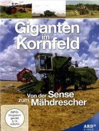 Gabriele Holzner - Giganten Im Kornfeld.