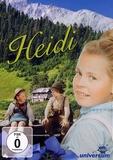Johanna Spyri - Heidi (1965), Realverfilmung, 1 DVD.