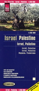 Reise Know-How - Israel Palestine - 1/250 000.