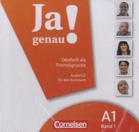 Cornelsen - Ja genau ! - A1 Band 1. 1 CD audio