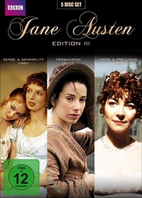 BBC - Jane Austen - Edition III. 5 DVD
