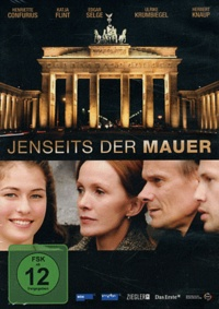 Henriette Confurius et Katja Flint - Jenseits Der Mauer. 1 DVD