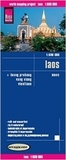 Reise Know-How - Laos - 1:600 000.