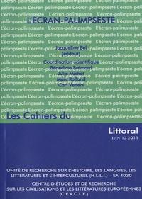 Jacqueline Bel - Les Cahiers du Littoral N° 12, 2011 : L'écran-palimpseste.