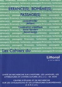 Jacqueline Bel - Les Cahiers du Littoral N° 14, 2012 : Errance(s), bohème(s), passage(s).
