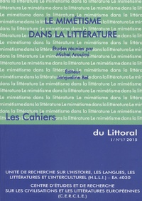 Michel Aroumi - Les Cahiers du Littoral N° 17, 2015 : Le mimétisme dans la littérature.