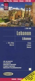 Reise Know-How - Liban - 1/200 000.