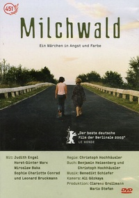 Clarens Grollmann - Milchwald - DVD.