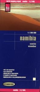 Reise Know-How - Namibia - 1/1 200 000.