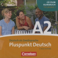 Friederike Jin - Pluspunkt Deutsch A2. 1 CD audio
